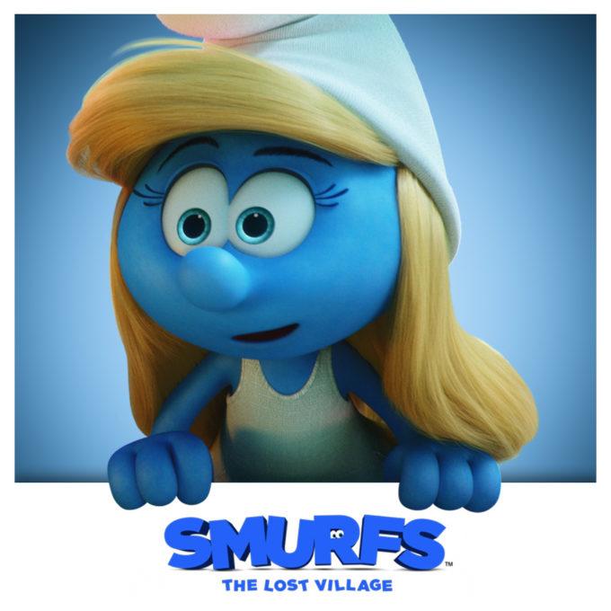 Smurfette-White