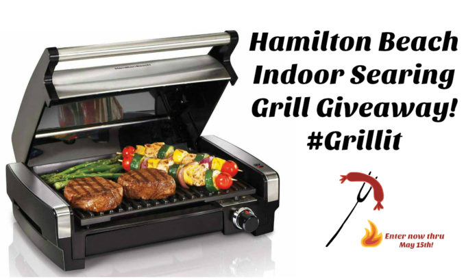 indoor searing grill giveaway