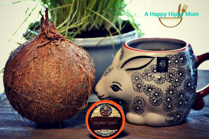 CC Coconut Bunny Coffee