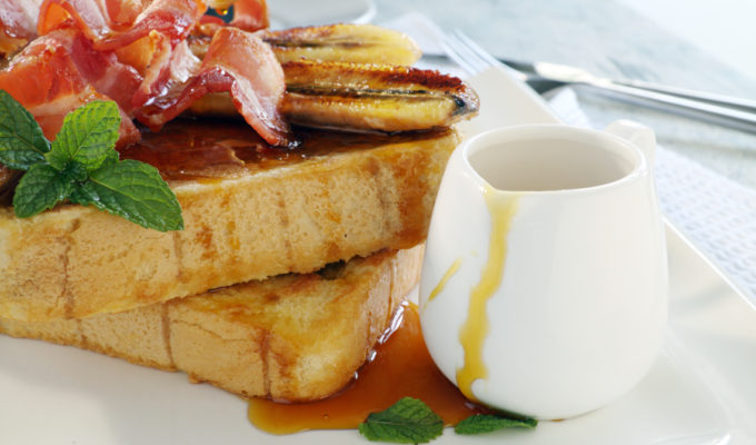 Guilt-Free Maple French Toast – Crazy Cups Coffee Giveaway!