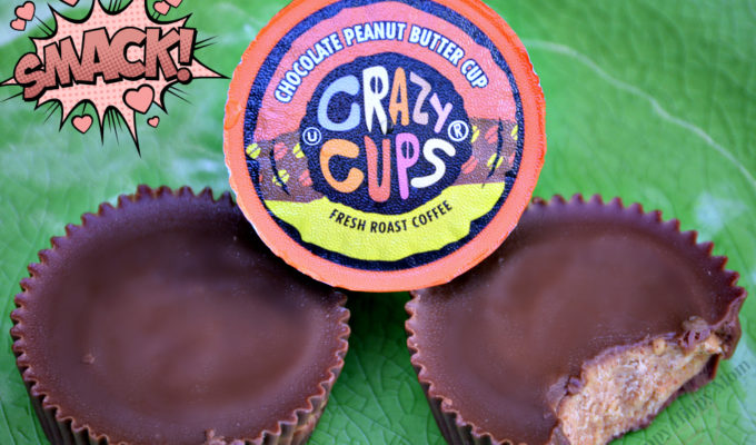 Crazy Cups Chocolate Peanut Butter Cup Flavored Coffee Review & Giveaway!