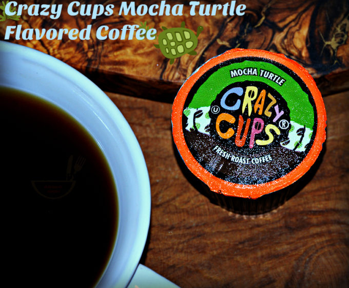 CC Mocha Turtle Coffee