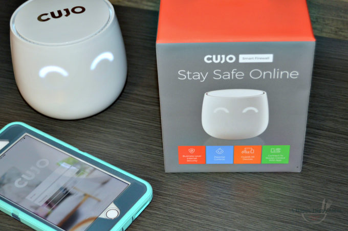 CUJO Smart Firewall – Mad Dog Protection for Your Home Network!
