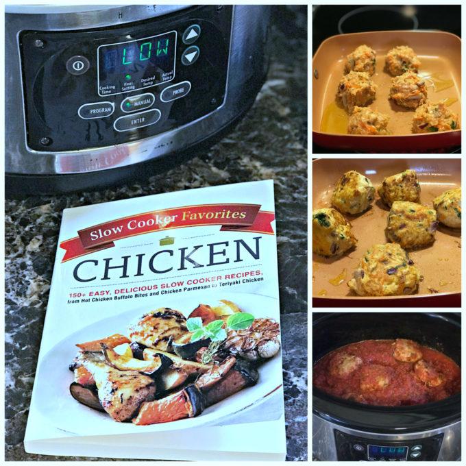 Slow Cooker Favorites Chicken