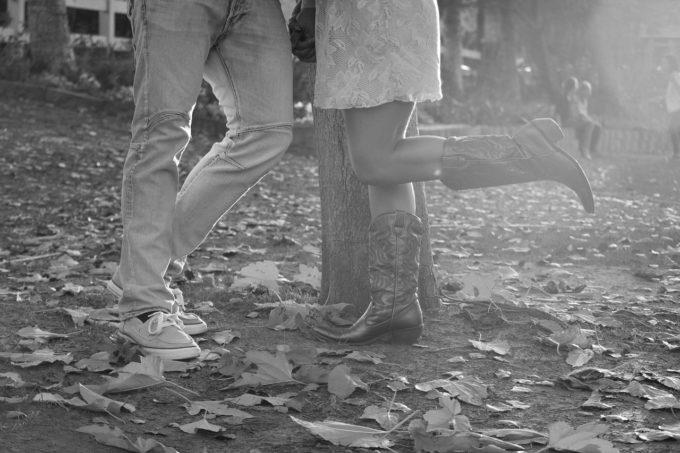 couple-cowboy boots