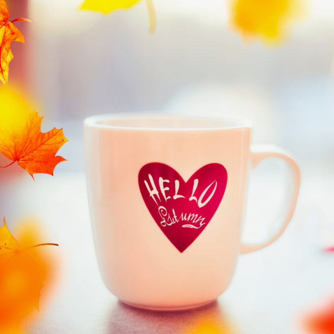 Hello Autumn-Crazy Cups Butterscotch Naturally Flavored Coffee Giveaway #FlavorNation