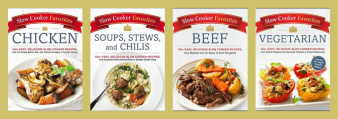 slow cooker favorites series