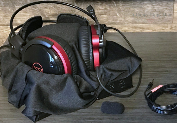 ATH-AG1X Gaming Headset Unboxing