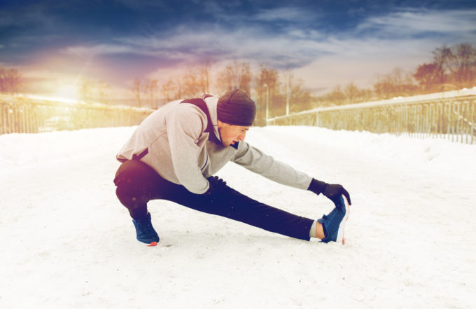 Top 5 Outdoor Exercises for When it Gets Cold