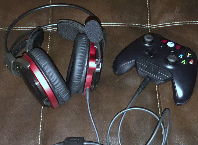 XBOX One ATH-AG1X Gaming Headset