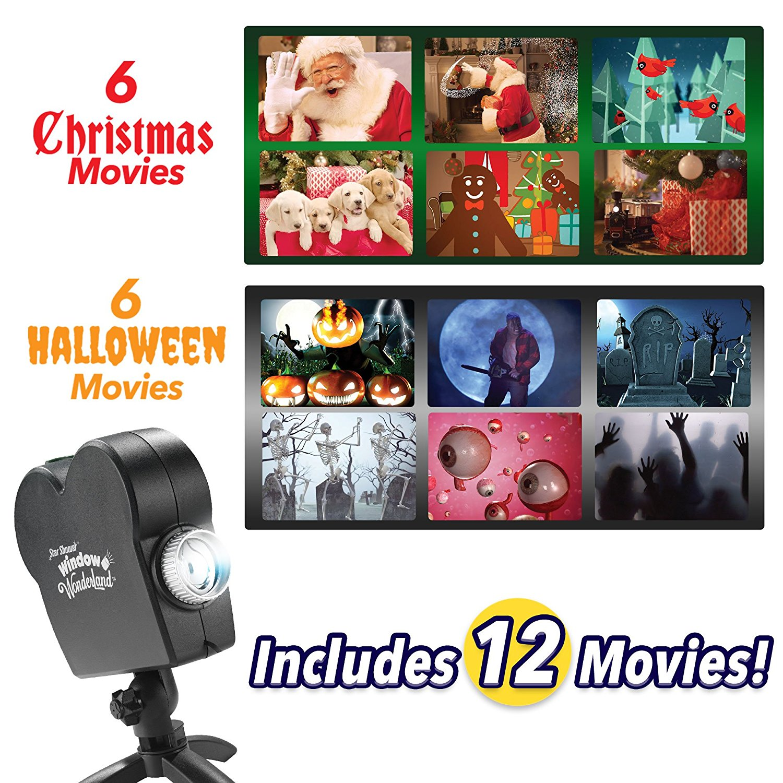 Free Halloween Projector Videos