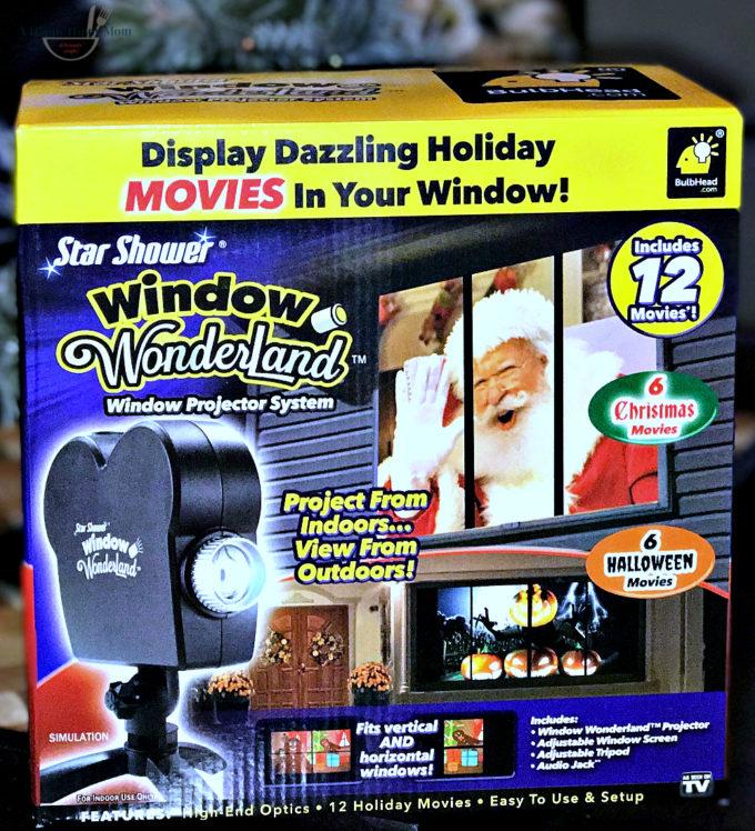 Star Shower Window Wonderland Box