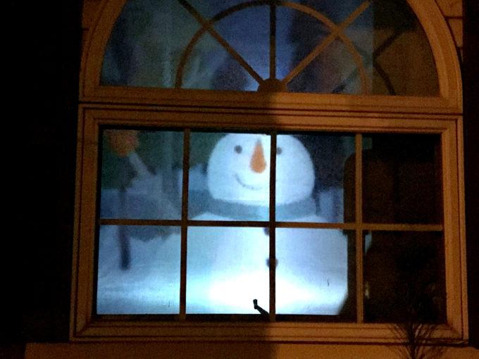 StarShower Window Wonderland
