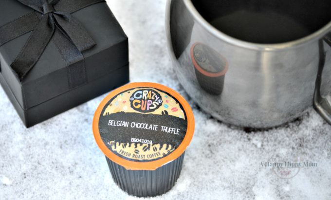 Ringing in the New Year with Crazy Cups Belgian Chocolate Truffle Coffee & Giveaway!