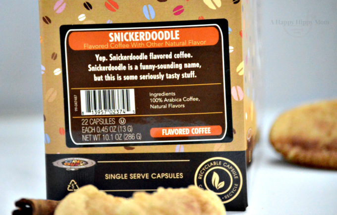 CC Snickerdoodle Coffee