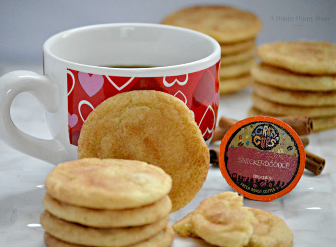 Crushing on Crazy Cups Snickerdoodle Naturally Flavored Coffee! #Giveaway