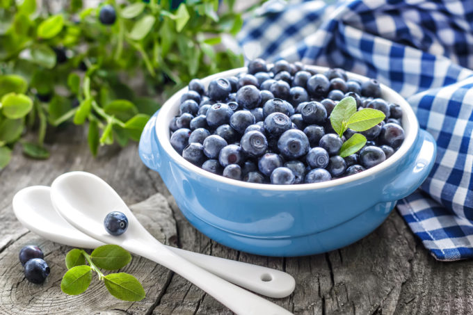 How Long Are Blueberries Good For At Room Temperature