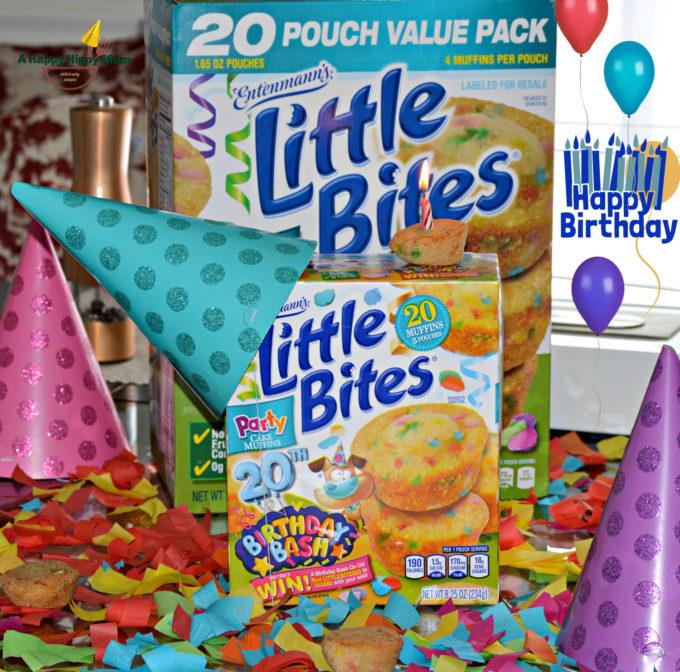 Entenmanns Little Bites Birthday